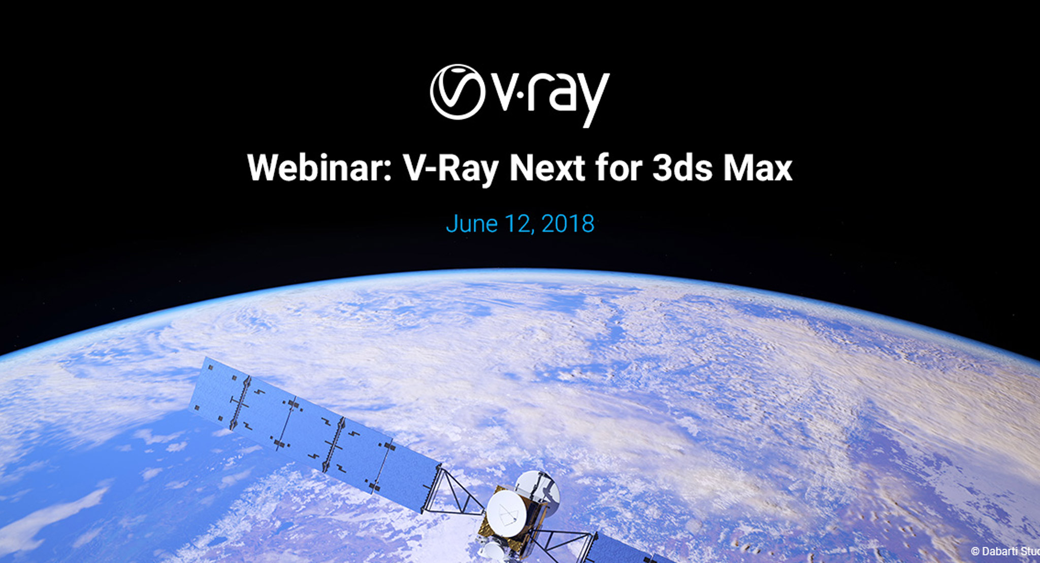 V-Ray Next for 3ds Max webinar