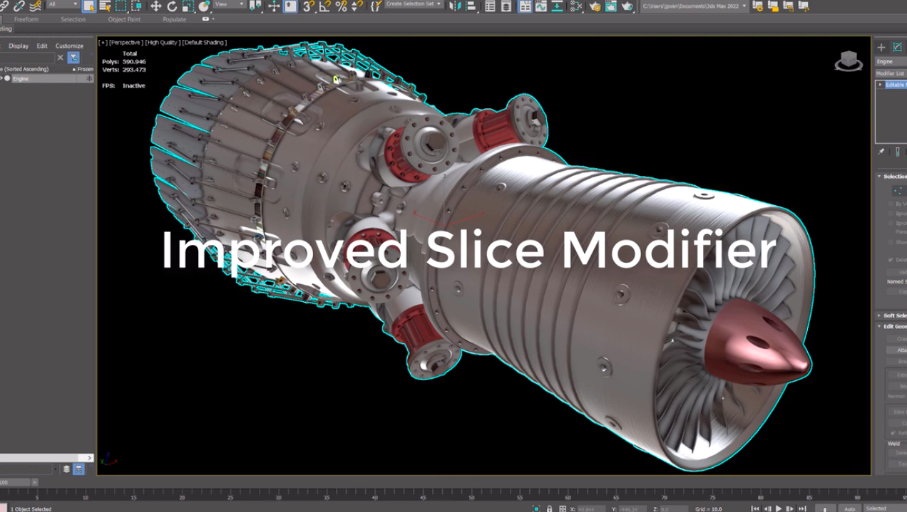What's New in 3ds Max with Jean-Pierre
